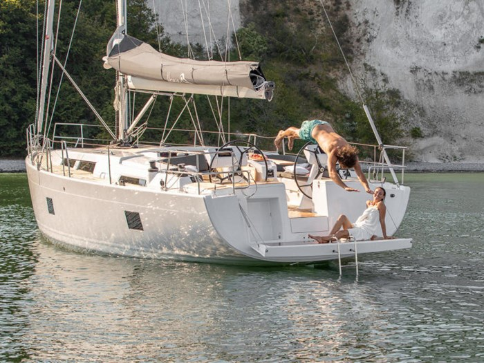 2021 Hanse Yachts 458 Photo 14 of 17