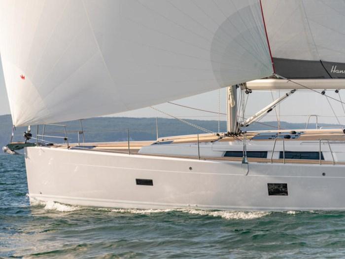 2021 Hanse Yachts 458 Photo 16 of 17