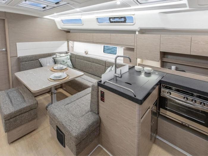 2021 Hanse Yachts 458 Photo 22 sur 30