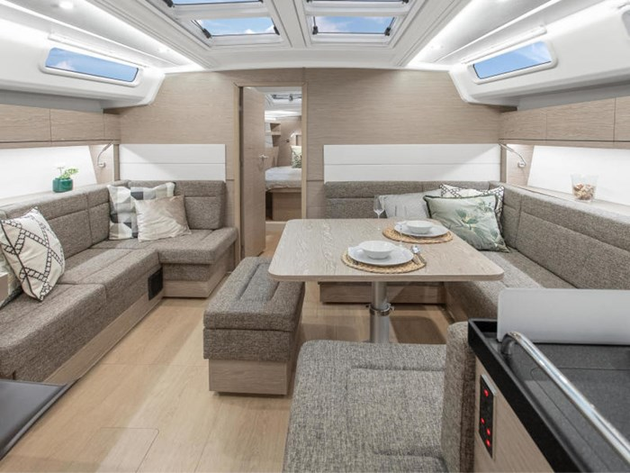 2021 Hanse Yachts 458 Photo 20 sur 30