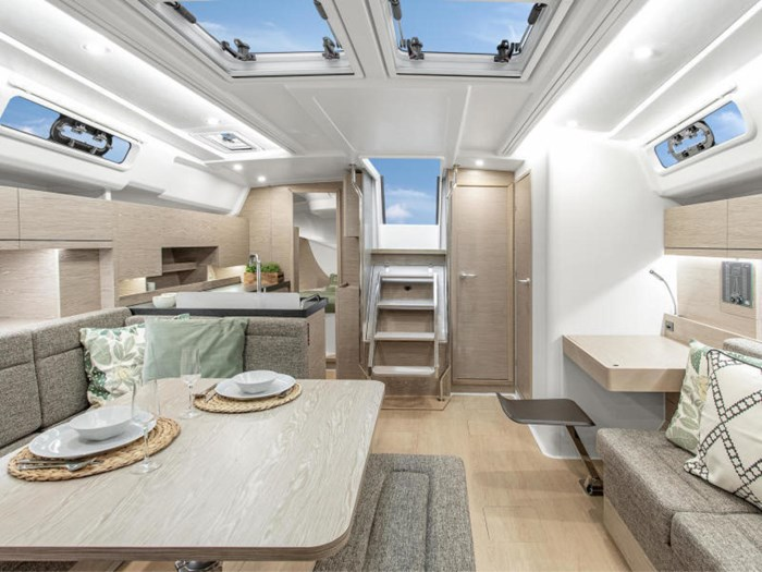 2021 Hanse Yachts 458 Photo 21 sur 30