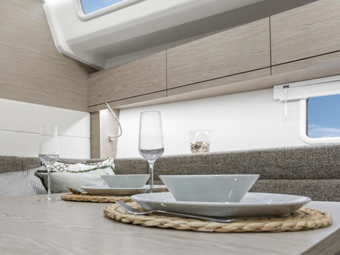 2021 Hanse Yachts 458 Photo 24 sur 30