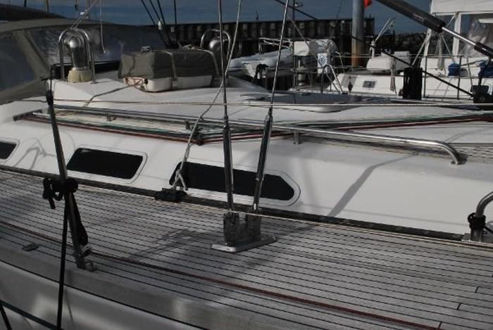 2005 Sweden Yachts 45 Photo 8 sur 43