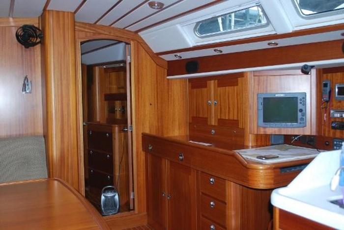 2005 Sweden Yachts 45 Photo 21 sur 43
