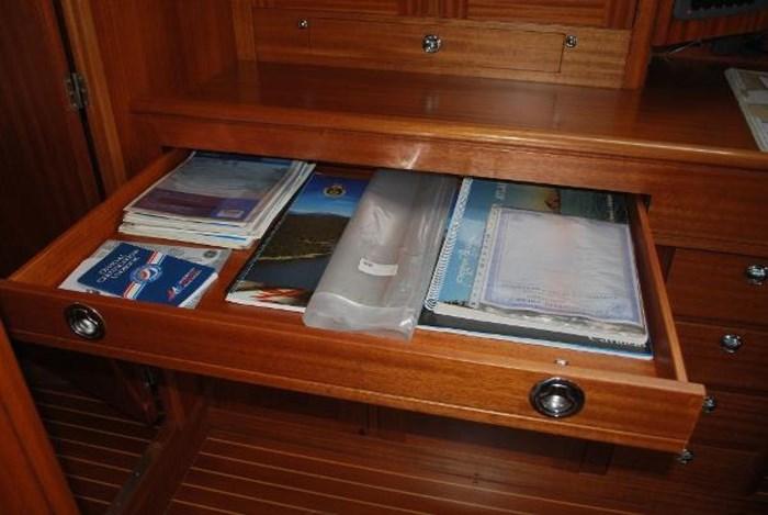 2005 Sweden Yachts 45 Photo 25 sur 43