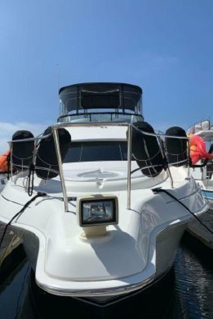 2004 Silverton 39 Motor Yacht Photo 9 sur 65