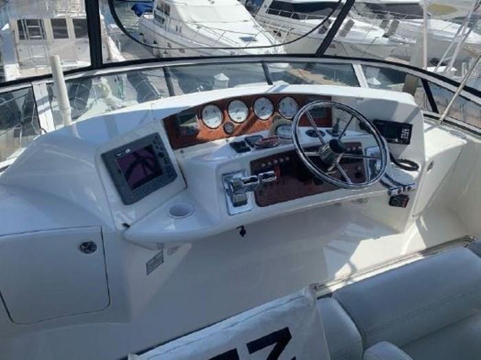 2004 Silverton 39 Motor Yacht Photo 11 sur 65