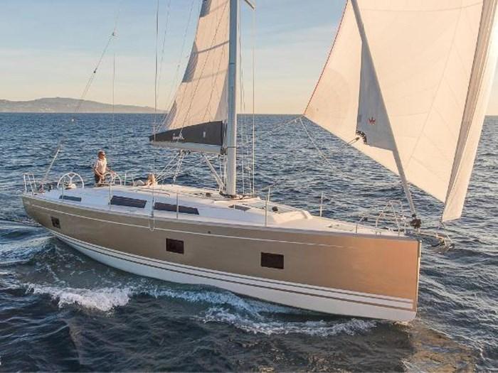2020 Hanse Yachts 418 Photo 18 sur 21