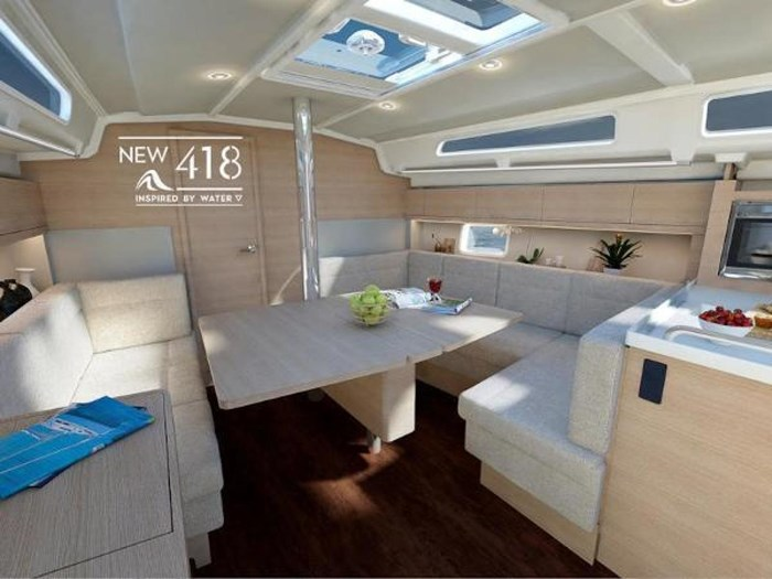 2020 Hanse Yachts 418 Photo 20 sur 21