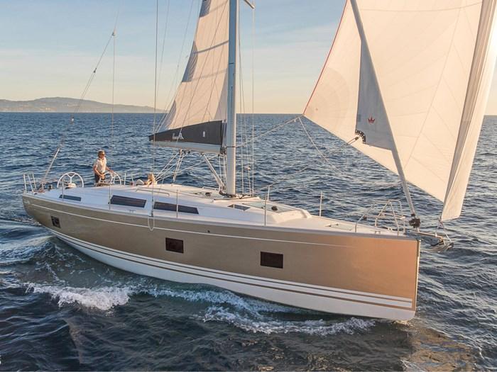 2021 Hanse Yachts 418 Photo 1 sur 39