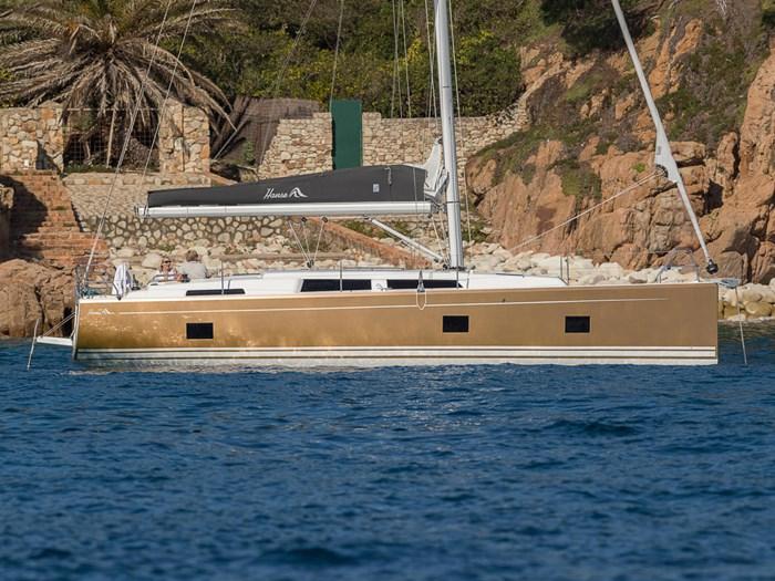 2021 Hanse Yachts 418 Photo 2 sur 39