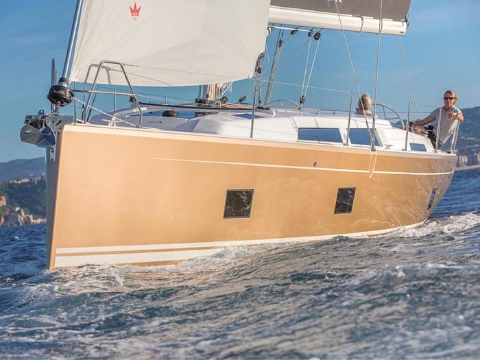 2021 Hanse Yachts 418 Photo 4 sur 39
