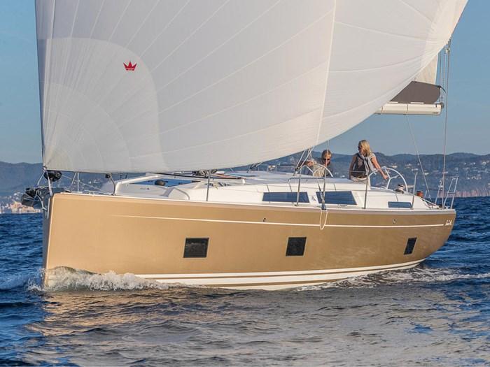 2021 Hanse Yachts 418 Photo 5 sur 39