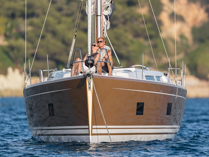 2021 Hanse Yachts 418 Photo 6 sur 39