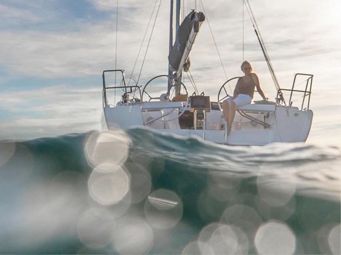 2021 Hanse Yachts 418 Photo 7 sur 39