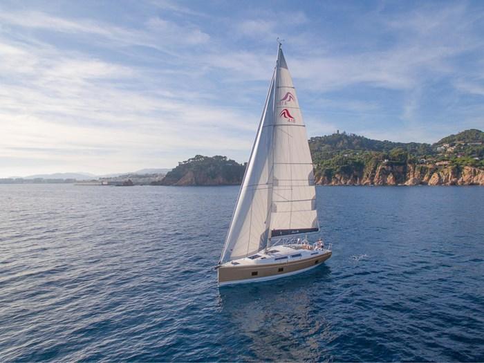 2021 Hanse Yachts 418 Photo 8 sur 39
