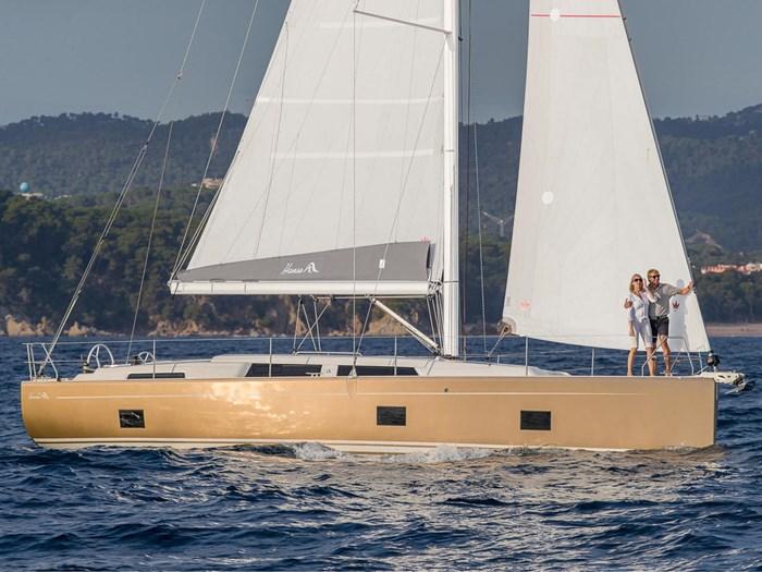 2021 Hanse Yachts 418 Photo 10 sur 39