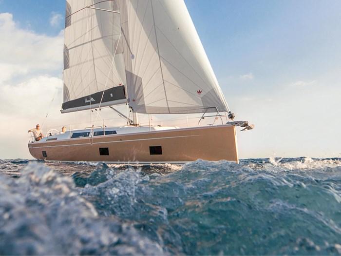 2021 Hanse Yachts 418 Photo 11 sur 39