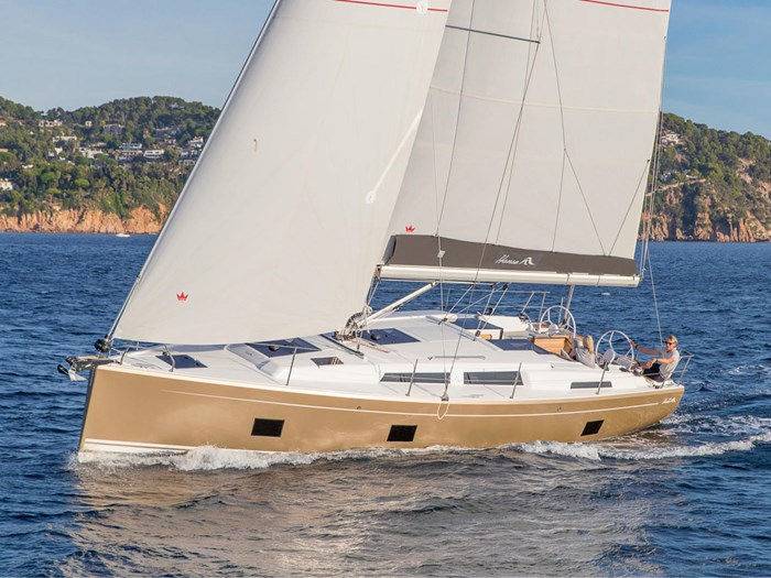 2021 Hanse Yachts 418 Photo 12 sur 39