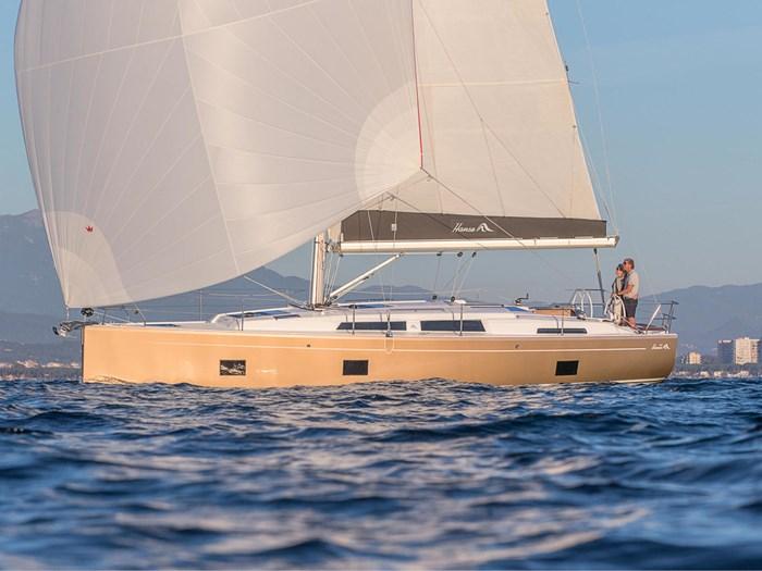 2021 Hanse Yachts 418 Photo 13 sur 39