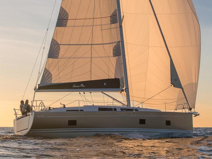 2021 Hanse Yachts 418 Photo 14 sur 39