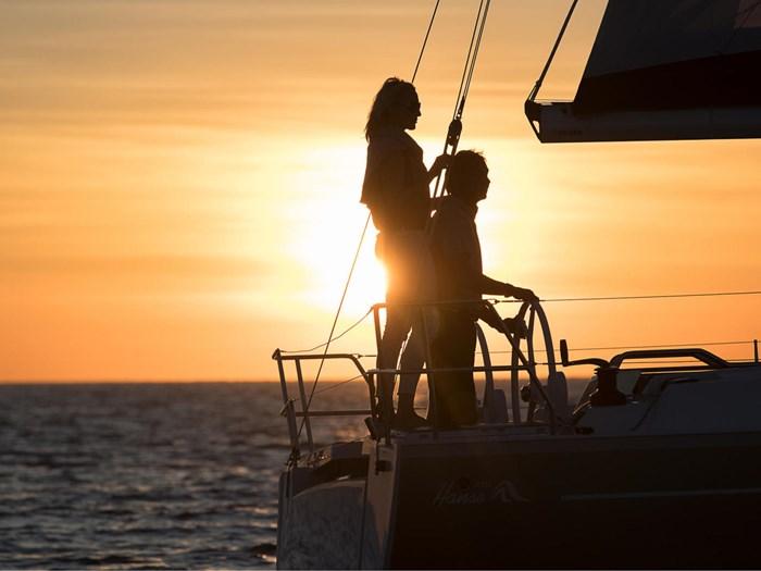 2021 Hanse Yachts 418 Photo 15 sur 39