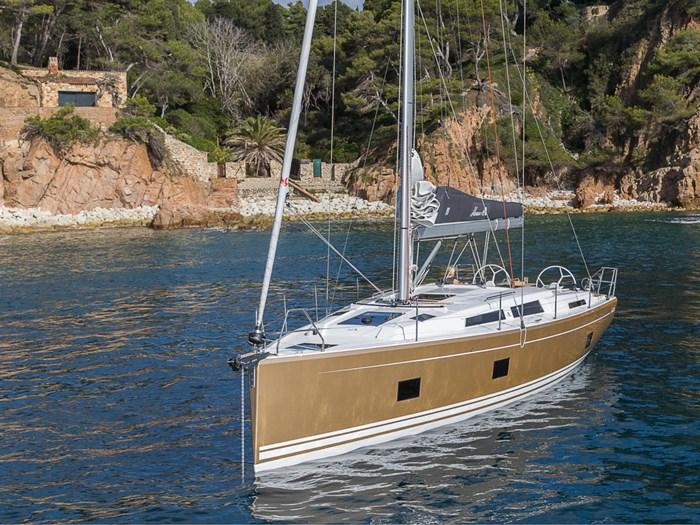 2021 Hanse Yachts 418 Photo 16 sur 39