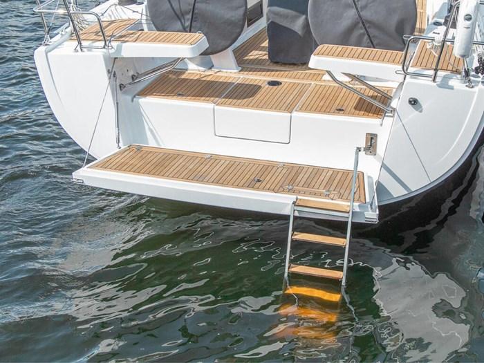 2021 Hanse Yachts 418 Photo 17 sur 39