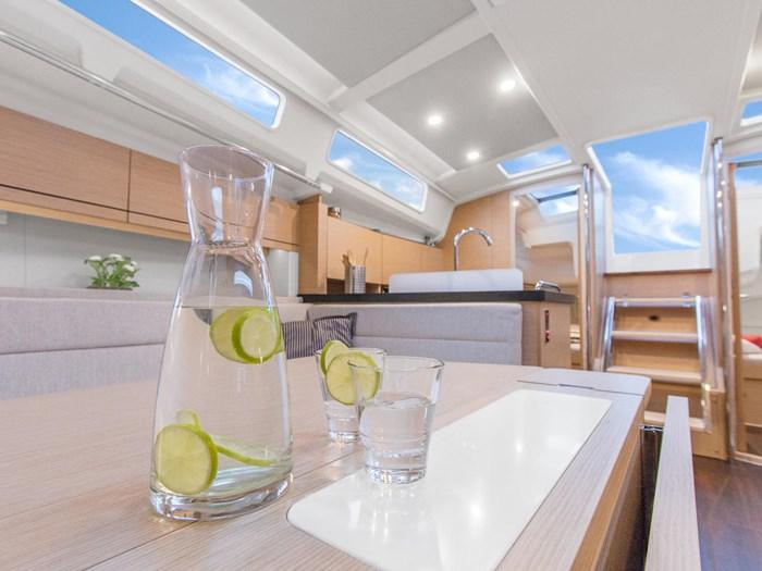 2021 Hanse Yachts 418 Photo 20 sur 39