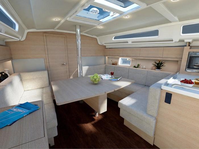 2021 Hanse Yachts 418 Photo 23 sur 39