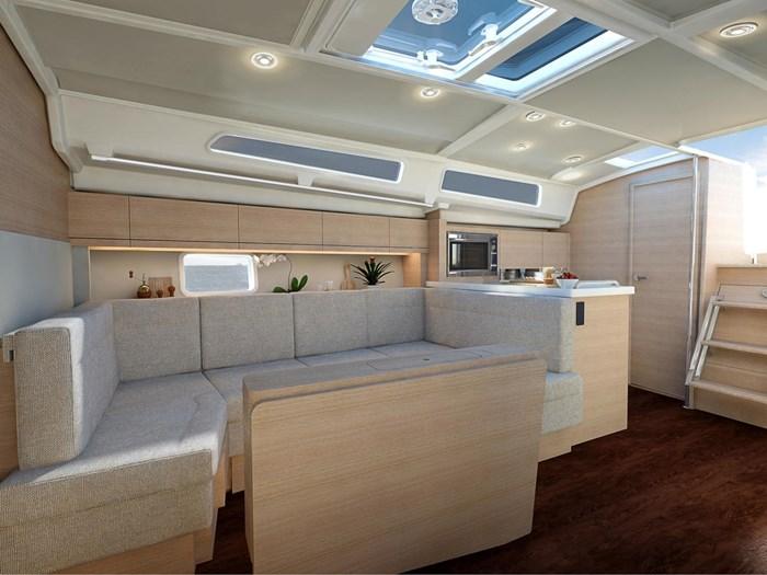 2021 Hanse Yachts 418 Photo 26 sur 39