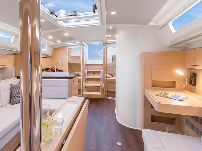 2021 Hanse Yachts 418 Photo 28 sur 39