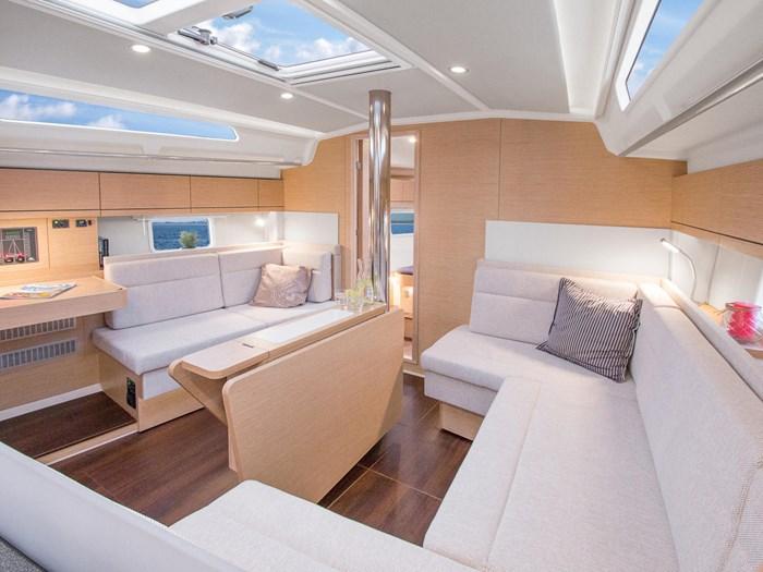 2021 Hanse Yachts 418 Photo 30 sur 39