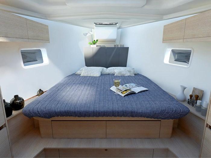 2021 Hanse Yachts 418 Photo 33 sur 39