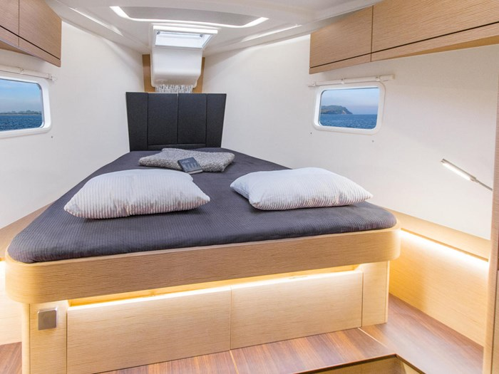 2021 Hanse Yachts 418 Photo 34 sur 39
