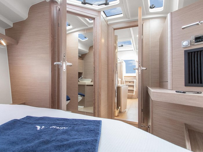 2021 Hanse Yachts 418 Photo 38 sur 39
