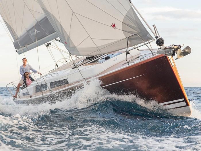 2020 Hanse Yachts 388 Photo 1 sur 19