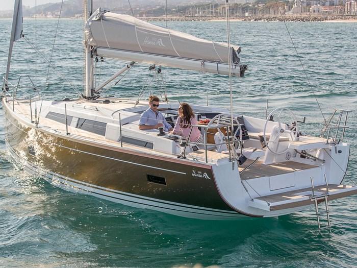 2020 Hanse Yachts 388 Photo 2 sur 19