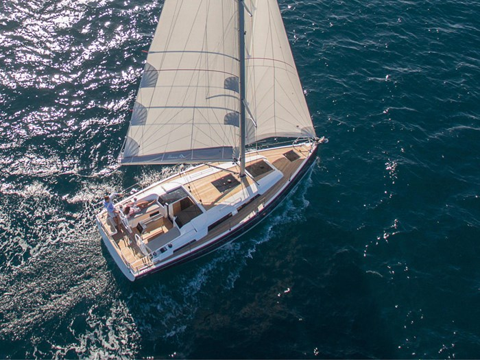 2020 Hanse Yachts 388 Photo 3 sur 19
