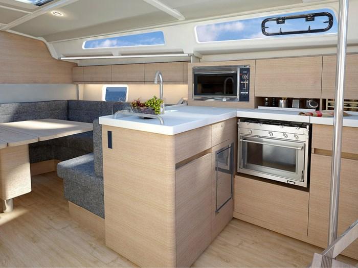 2020 Hanse Yachts 388 Photo 12 sur 19