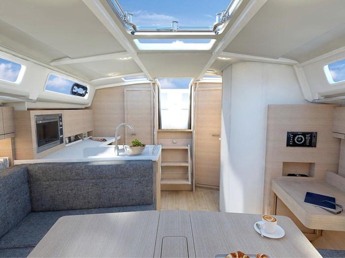 2020 Hanse Yachts 388 Photo 16 sur 19