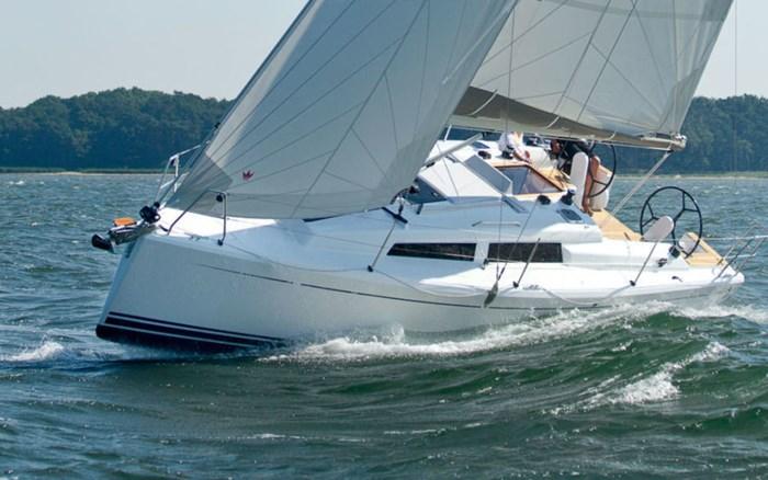 2021 Hanse Yachts 315 Photo 1 sur 21