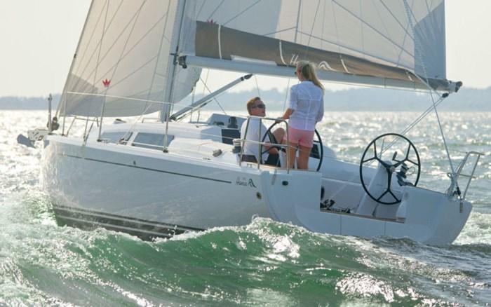 2021 Hanse Yachts 315 Photo 4 sur 21