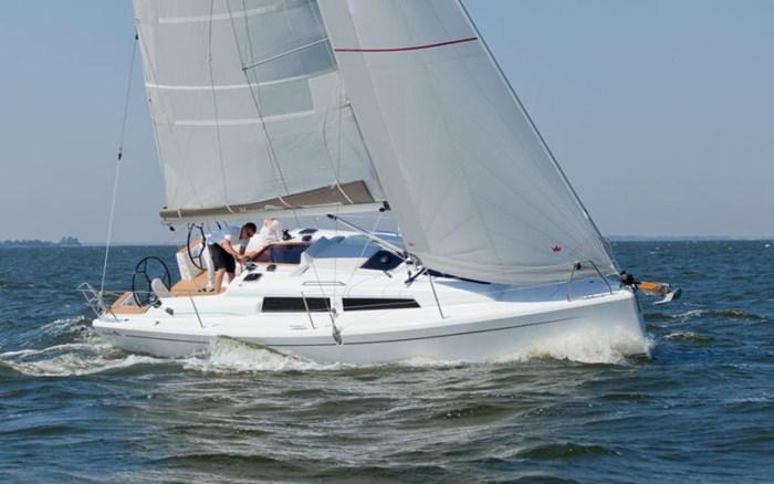 2021 Hanse Yachts 315 Photo 5 sur 21