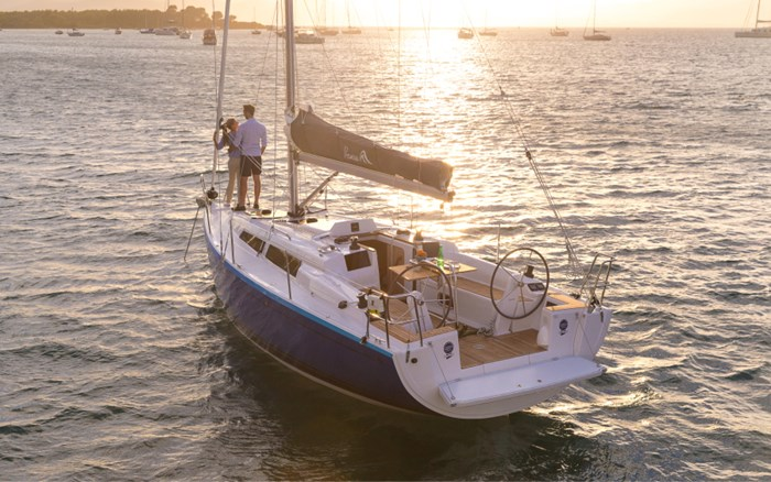 2021 Hanse Yachts 315 Photo 9 sur 21