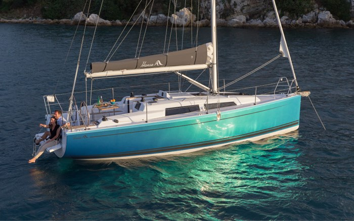 2021 Hanse Yachts 315 Photo 10 sur 21