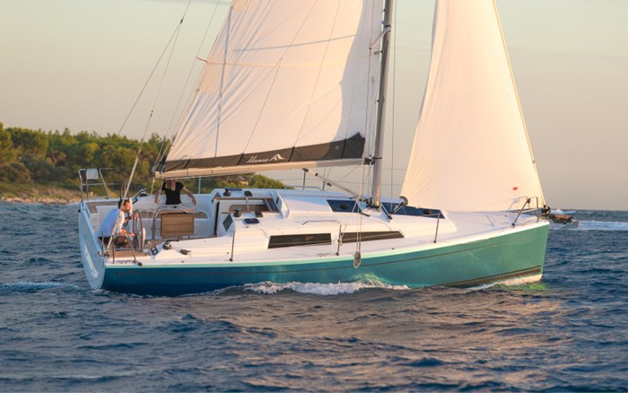 2021 Hanse Yachts 315 Photo 12 sur 21