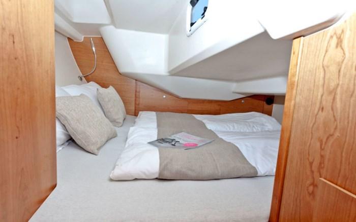 2021 Hanse Yachts 315 Photo 16 sur 21
