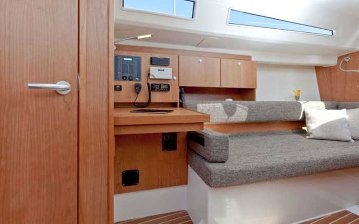 2021 Hanse Yachts 315 Photo 20 sur 21