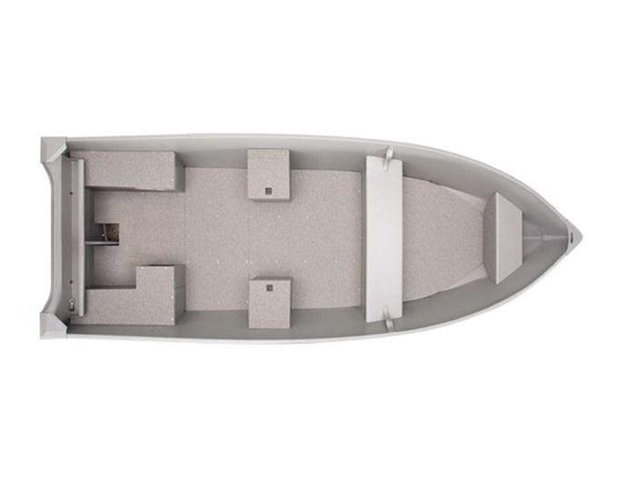 2021 Alumacraft V16 Photo 1 sur 3